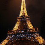 An image of the Eiffel Tower to illustrate how a Memory Palace can help you achieve fluency