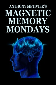 Cover of the Magnetic Memory Method Newsletter Ebook About Memory Palace Training