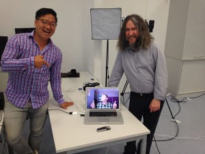 Memory Secrets of an A+ Student live in Vienna with Robert Ahdoot and Stephan Si-Hwan Park
