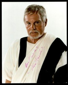 Derek Jacobi In A Toga