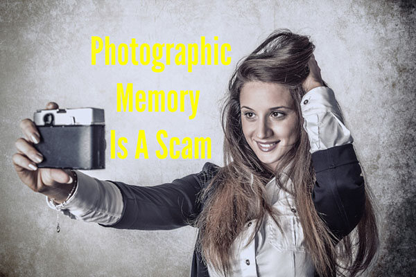 How to develop a photographic memory in 4 easy steps