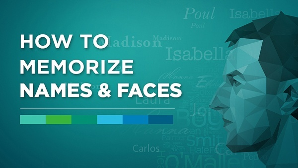 How to Memorize Names and Face Video Course Logo