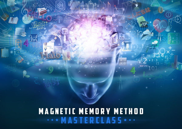 Magnetic Memory Method Masterclass Course Logo Large