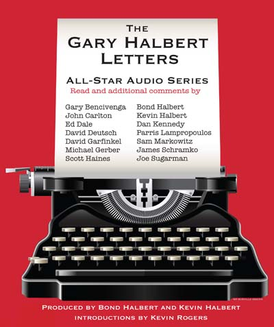 Gary Halbert Letters All-Star Audio Series