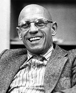 Michel Foucault used as a Bridging Figure in a Memory Palace