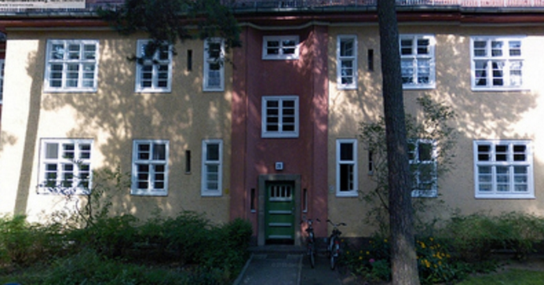 Anthony Metivier apartment in Berlin Zehlendorf Germany