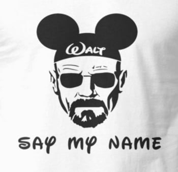 Remember names with the Magnetic Memory Method mnemonic example of Walt from Breaking Bad