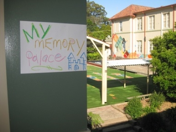 My Memory Palace for Richard Gilzean's Magnetic Memory Method guest post