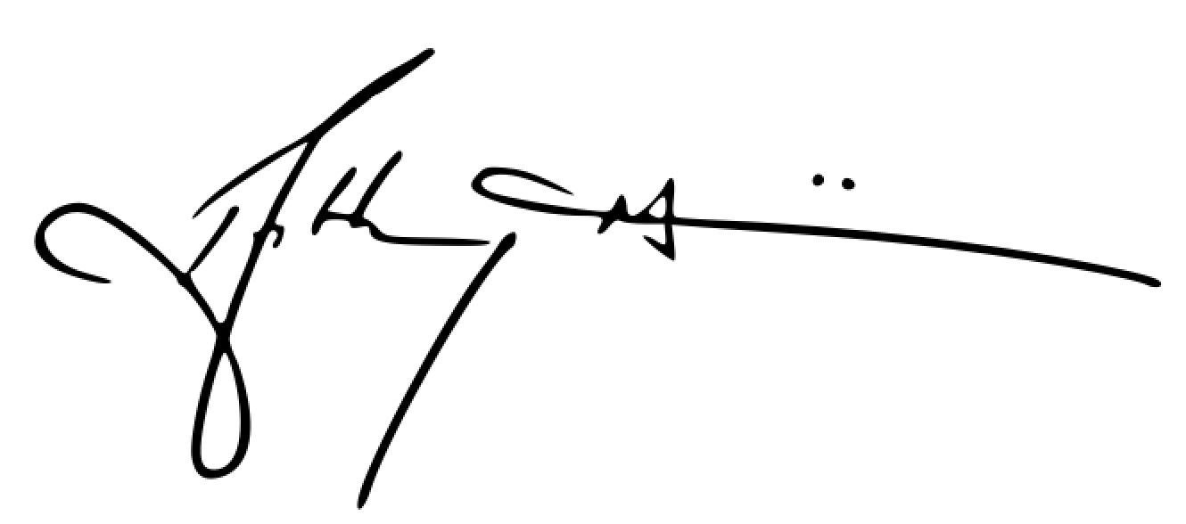 Anthony Metivier signature