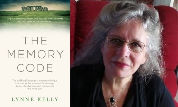 Lynne Kelly, author of The Memory Code