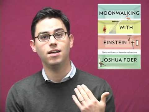 Brain Exercises Around The World Joshua Foer Magnetic Memory Method Podcast Moonwalking with Einstein
