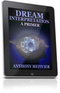 Dream Interpretation A Primer Tablet Ebook Cover Image by Anthony Metivier