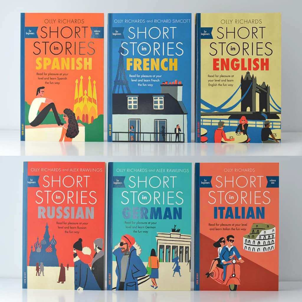Short Stories Teach Yourself Best Language Learning Books By Olly Richards