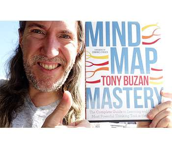 Tony Buzan Mind Map Mastery Book Review