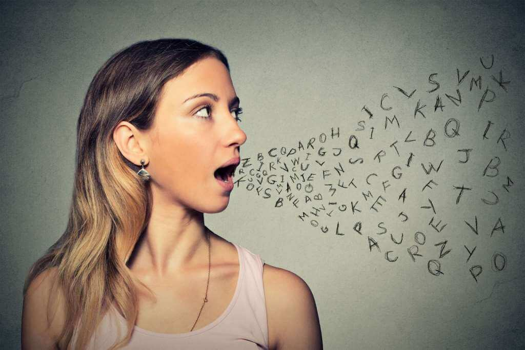 Image of a frustrated language learner