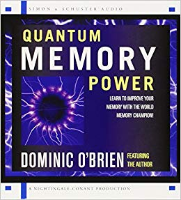 Cover art of Quantum Memory Power by Dominic O'Brien