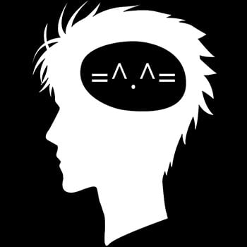 AphantasiaMeow Logo for Interview with Aphantasia Cure Expert Alec Figueroa