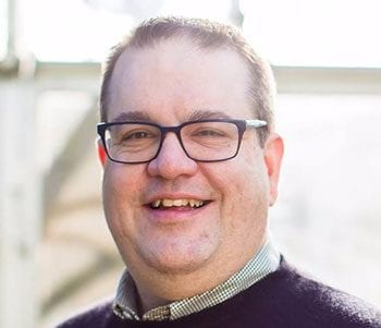 Matt Dobschuetz portrait for Magnetic Memory Method Podcast