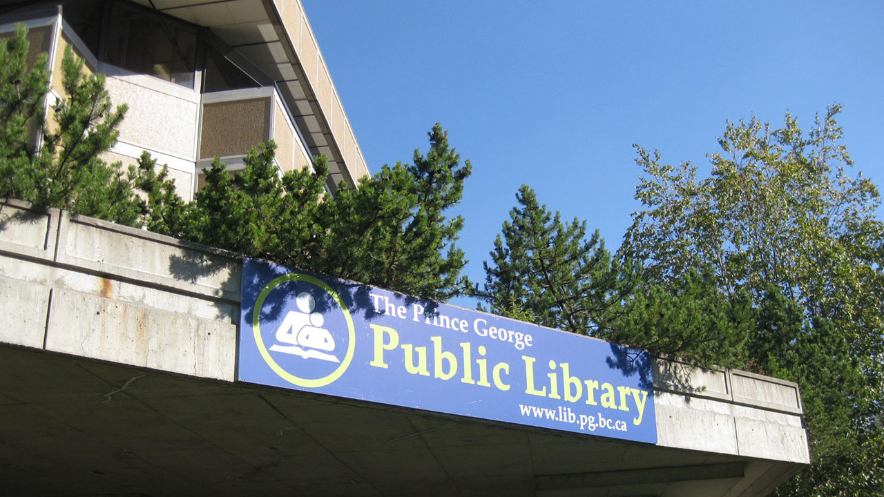 Prince George Public Library