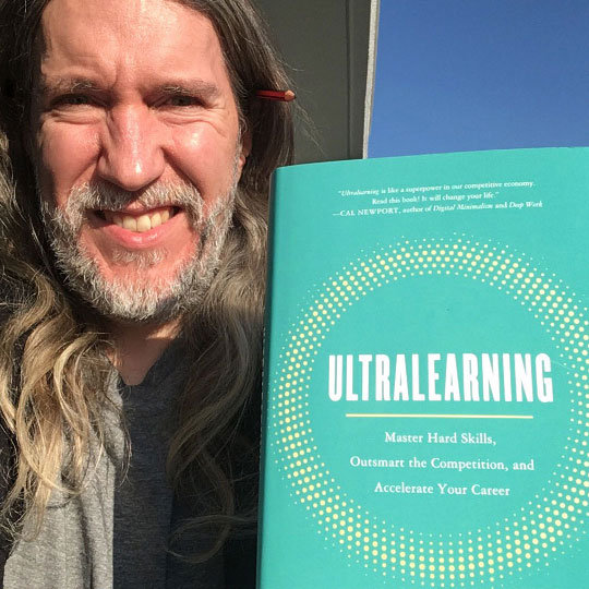 Ultralearning by Scott Young Book Cover