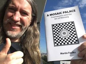 Martin Faulks portrait for Magnetic Memory Method Podcast