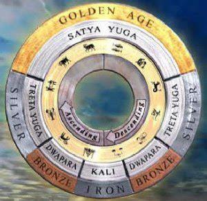 Satya Yuga image showing the Silver Age