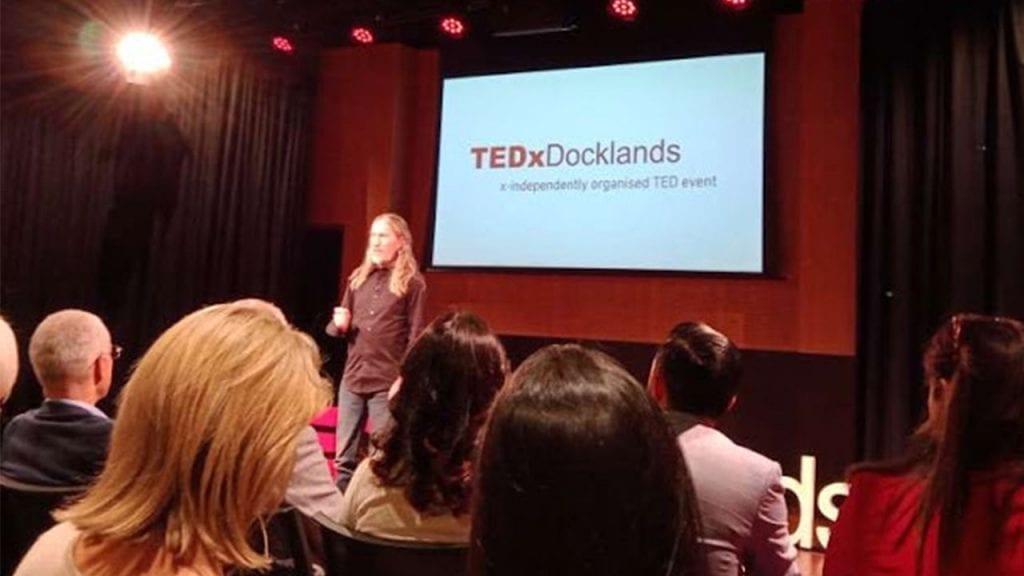 Anthony Metivier TEDx Speaker