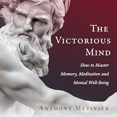 Audiobook cover image of The Victorious Mind by Anthony Metivier