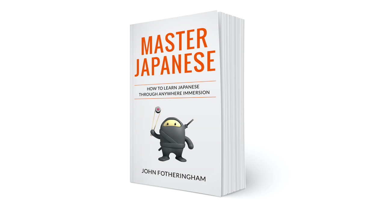 Cover of Master Japanese by John Fotheringham