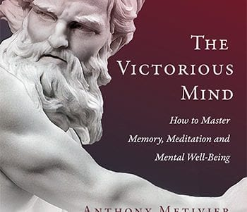 The Victorious Mind Audiobook Cover for Audible
