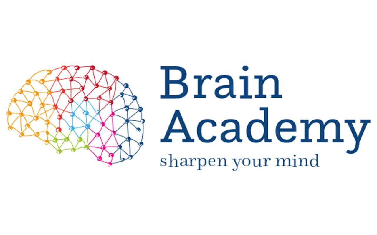 The Brain Academy logo.