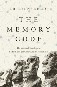 Book cover of The Memory Code by Lynne Kelly