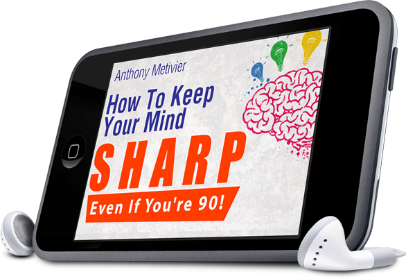 How to Keep Your Mind Sharp Even If You're 90 Audiobook