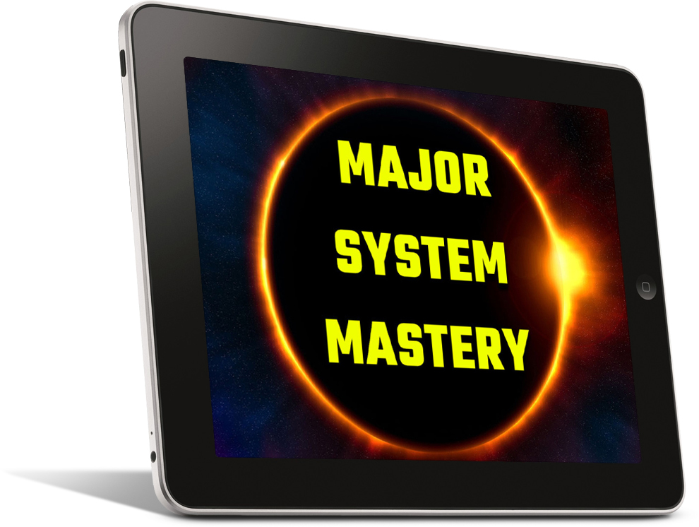 Major System Mastery Course Image