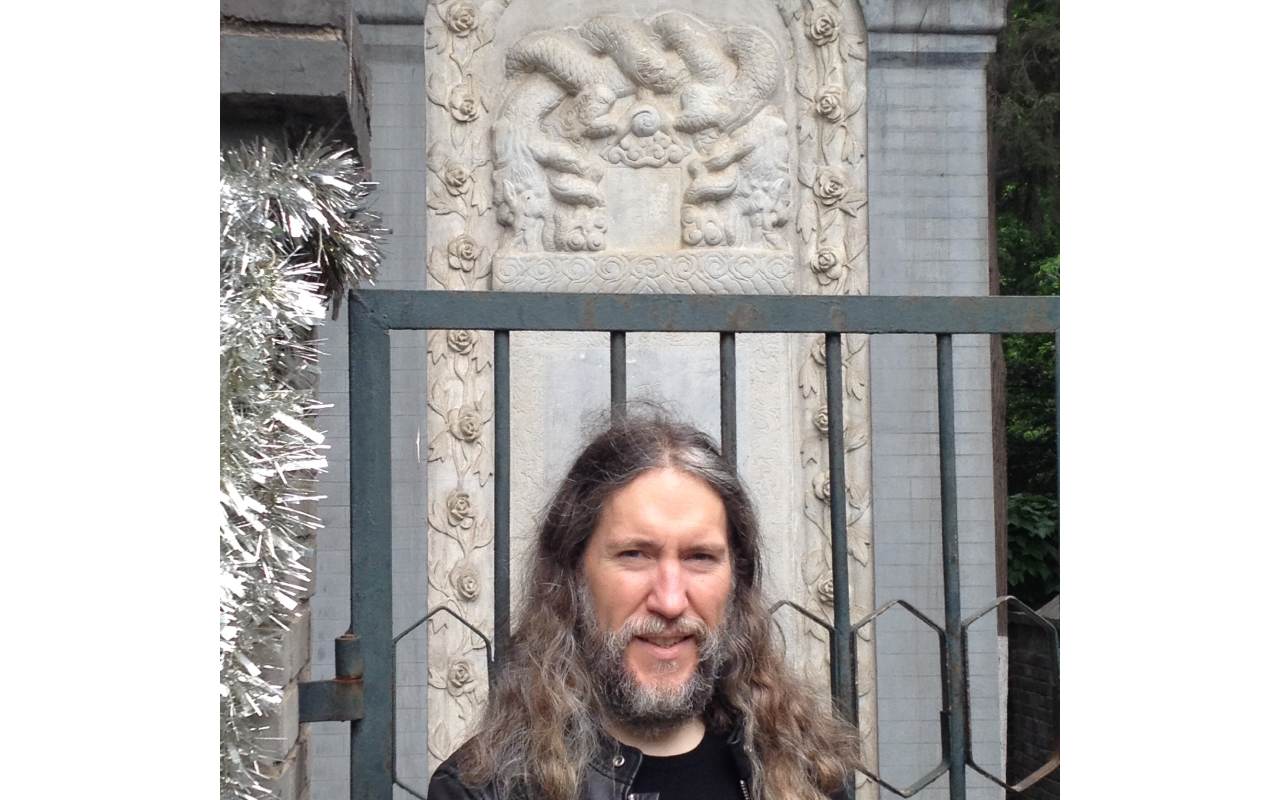 Matteo Ricci Tomb in Beijing