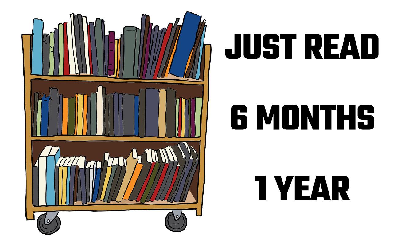 active reading strategies bookshelf example