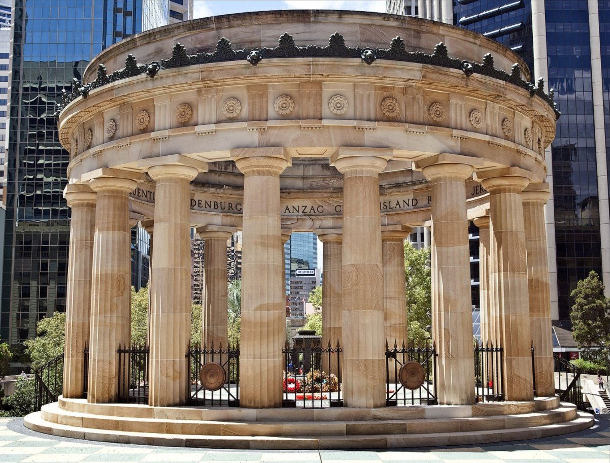 the-Anzac-Square-Memorial-in-Brisbane