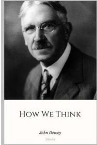 John Dewey How We Think Book Cover