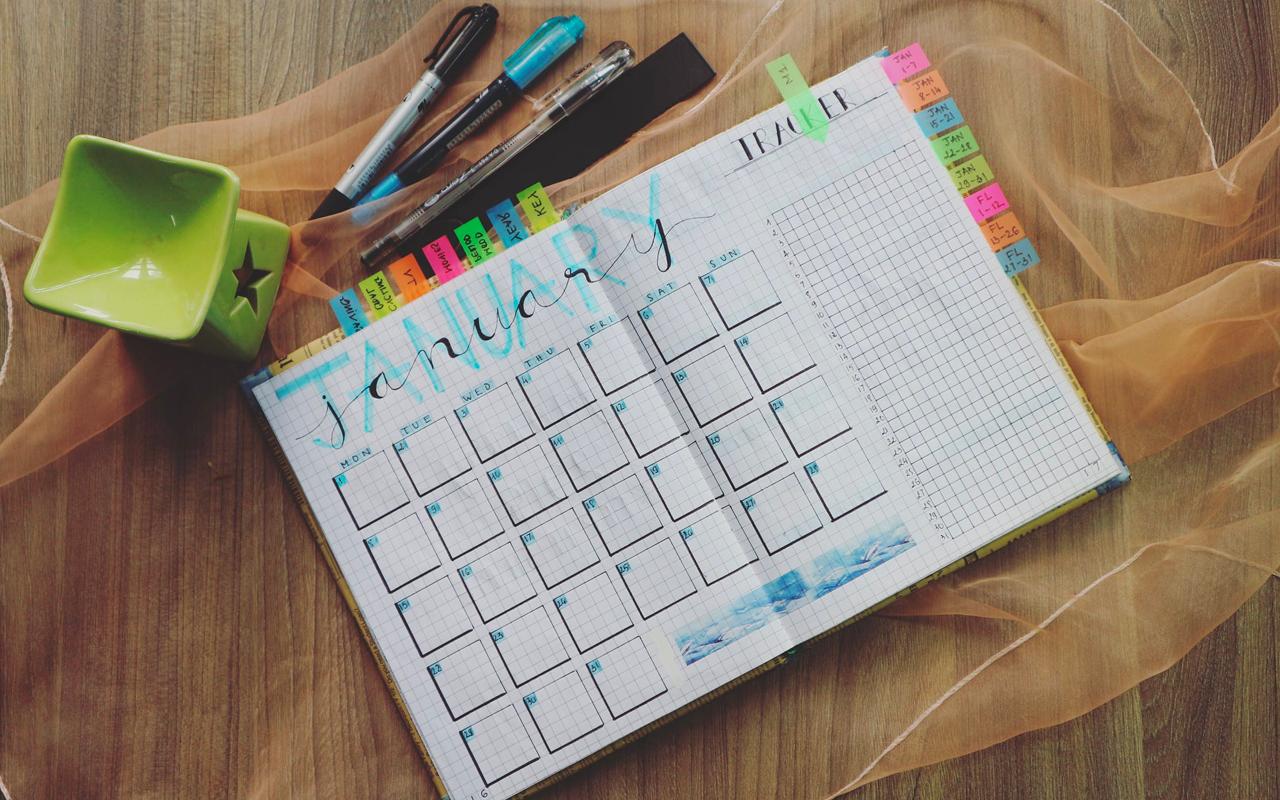 a image of calendar