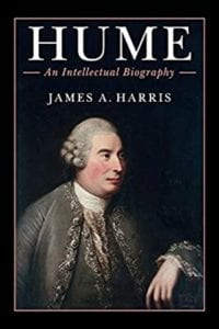 Cover of Hume: An Intellectual Biography by James A. Harris
