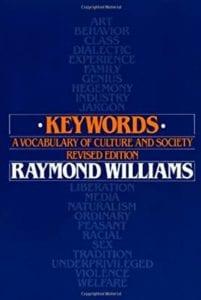 keywords by raymond williams