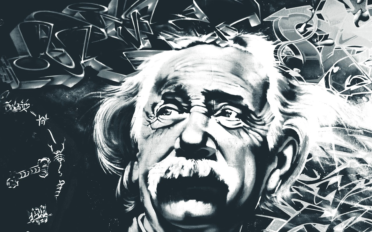 picture of Einstein
