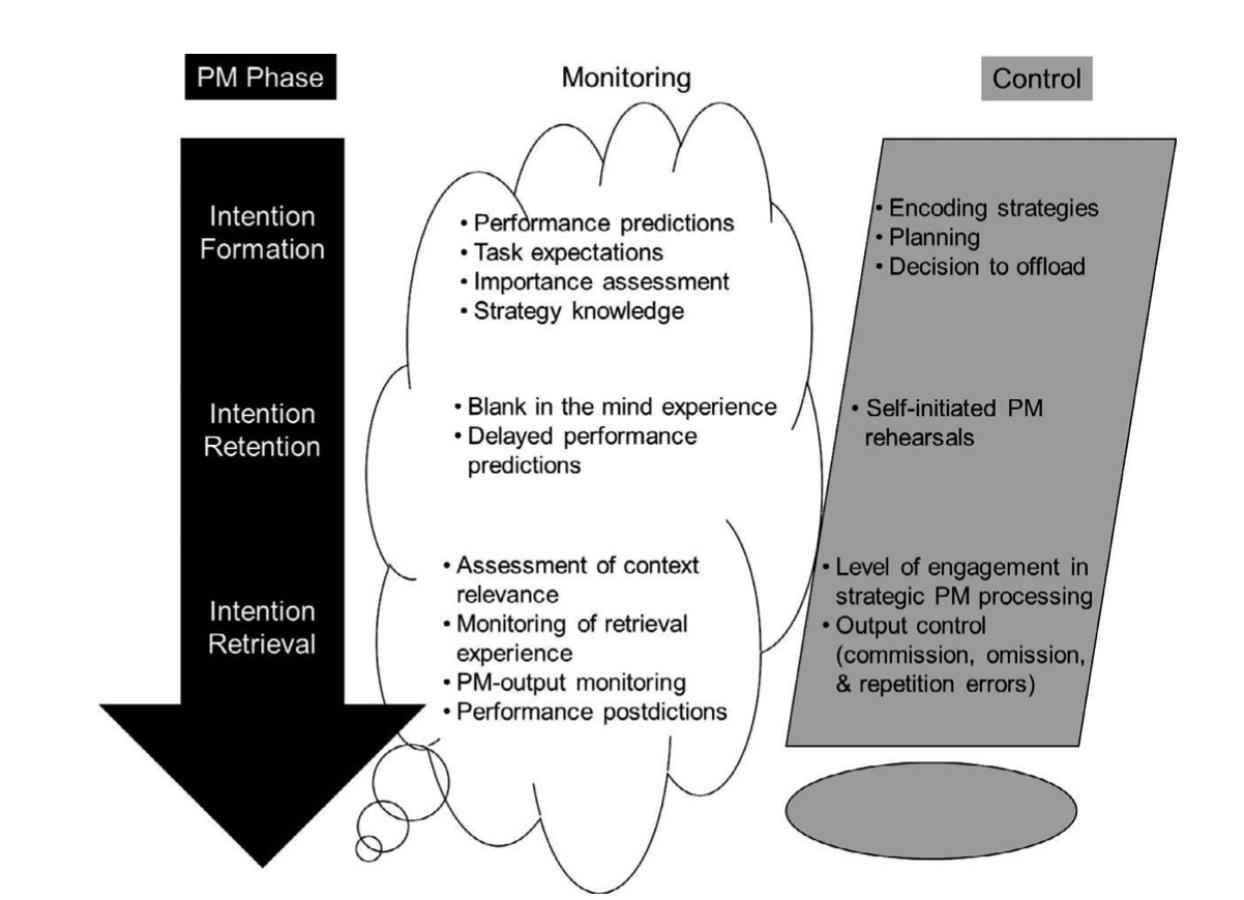 prospective memory model