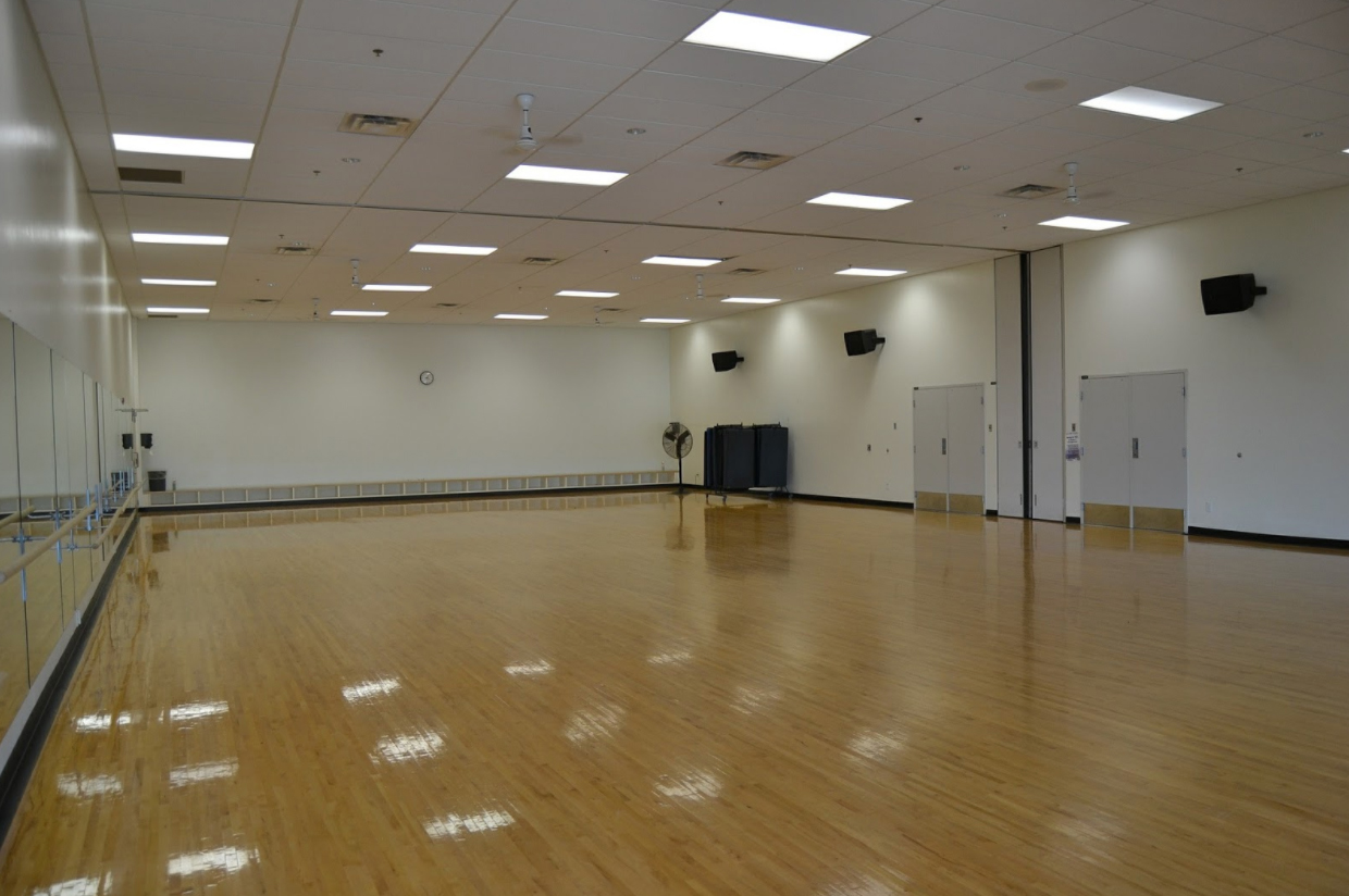 dance studio example
