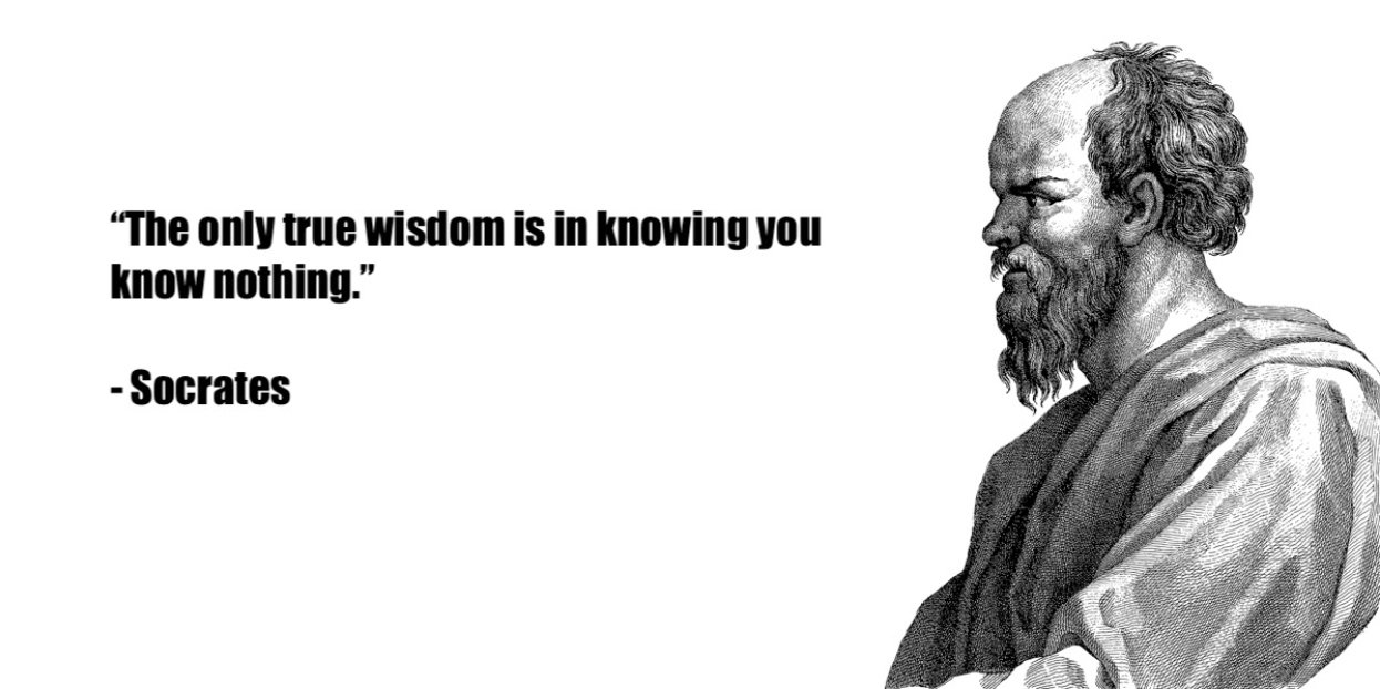 socrates critical thinking quote