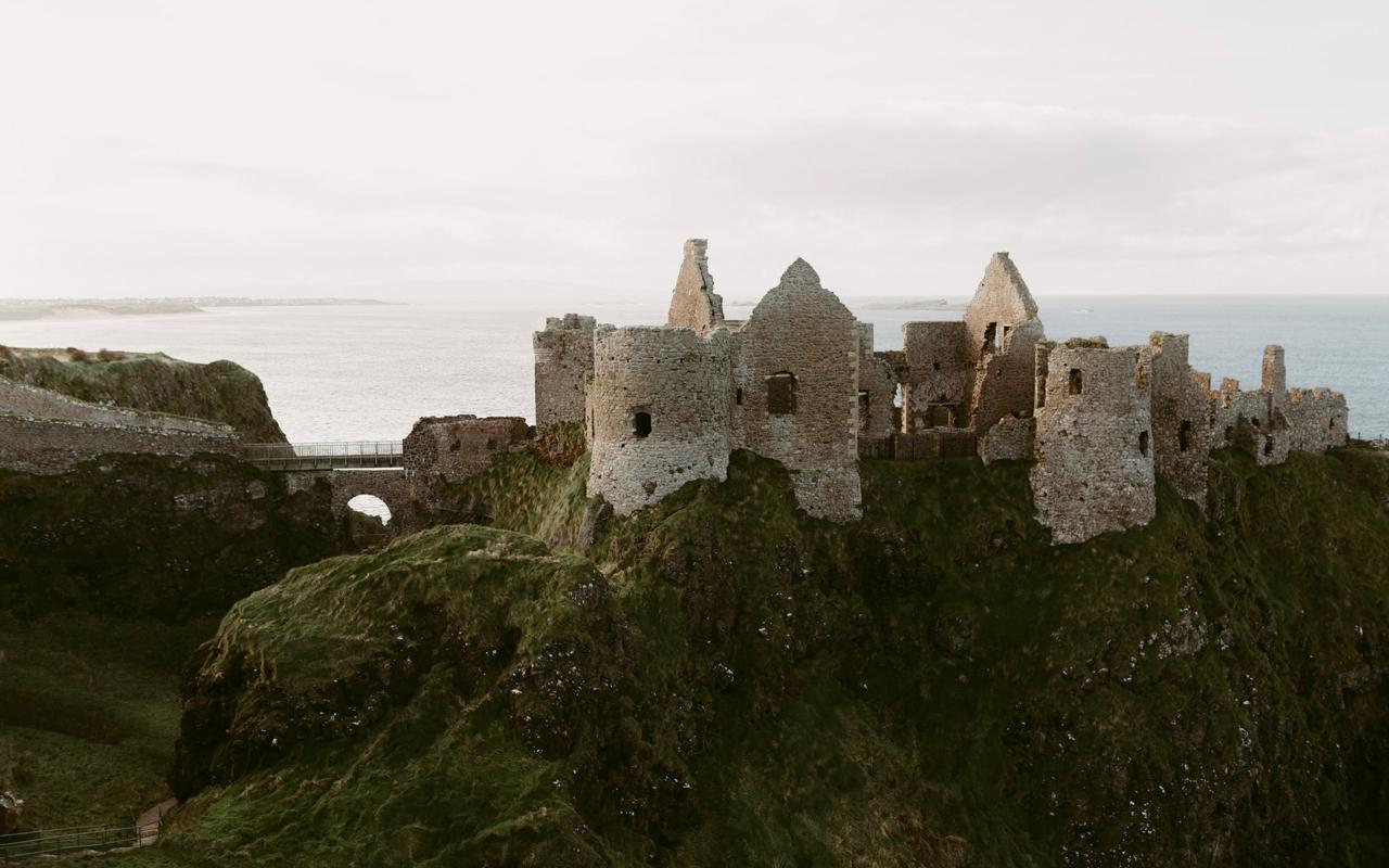 a long history castle