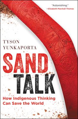 Sand Talk Book Cover