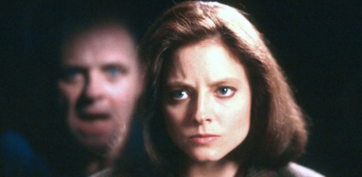 hannibal lecter preying on clarice starling