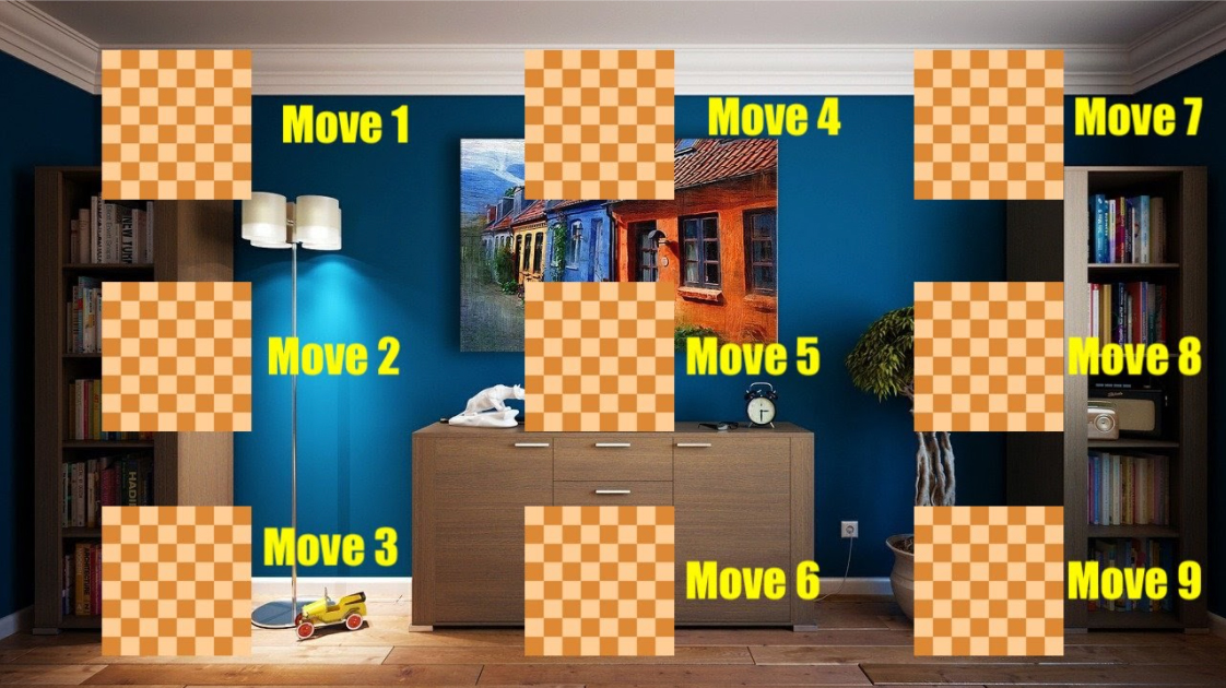 memorize chess openings in a memory palace mnemonic example